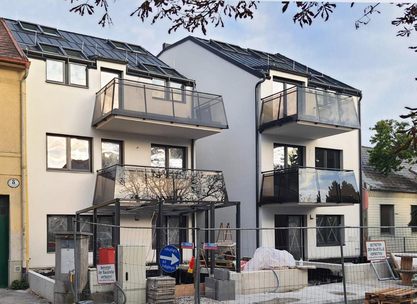 Modernes Wohnen in Mödling